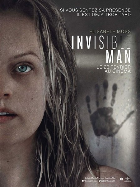 invisible man_elisabeth moss_oliver jackson-cohen_leigh wannell_affiche_poster
