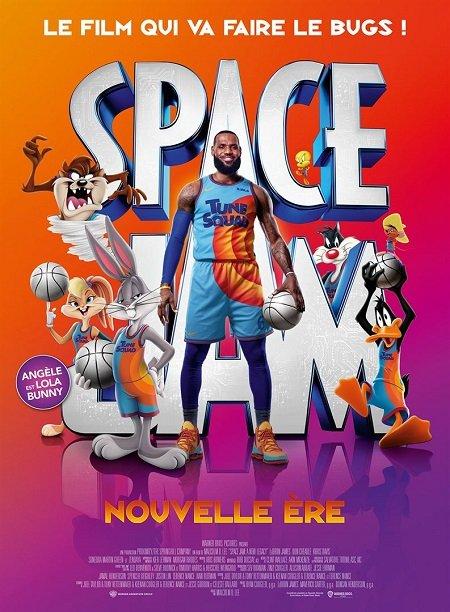 space jam nouvelle ere